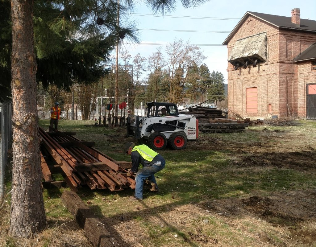 South Cle Elum Rail Yard Work Party - May 26 @ South Cle Elum Rail Yard | Cle Elum | Washington | United States