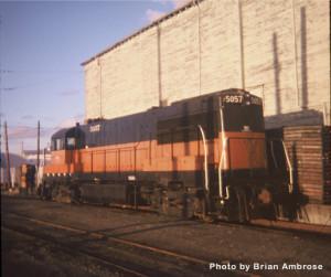 5057 January 1980 in Tacoma