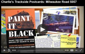 Model Railroader Video Plus - Charlie's Trackside Postcards