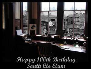 Happy 100th Birthday South Cle Elum