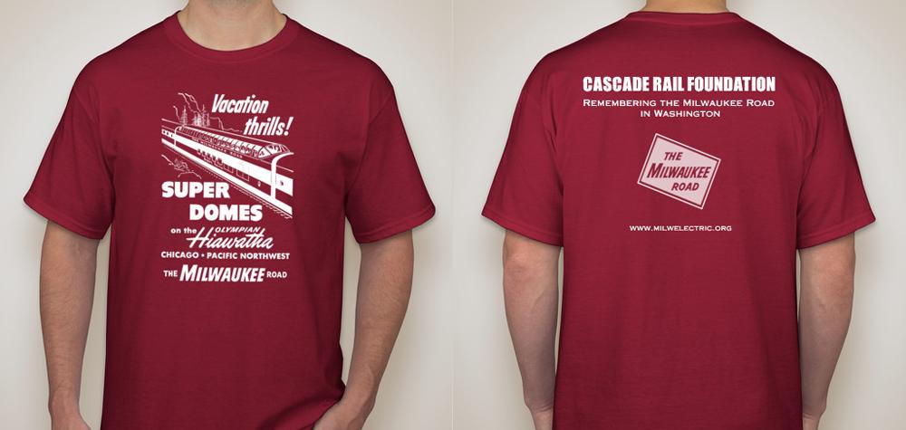 Superdome tshirt fundraiser